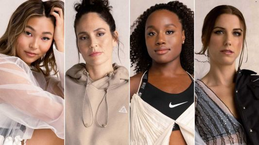 Women in sports don't get the media coverage that men do. These 4 Olympians want to change that