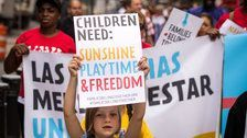 565 Migrant Children Remain Separated From Families 3 Weeks Past Judge's Deadline