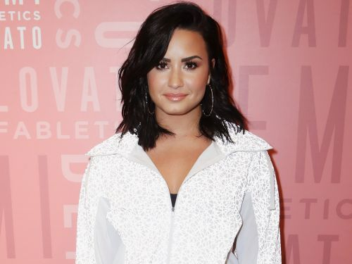 More than 60 Demi Lovato fans staged their own concert for the star in Atlantic City