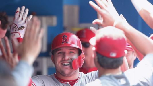 Mike Trout, Angels discussing 12-year, $430 million extension, report says