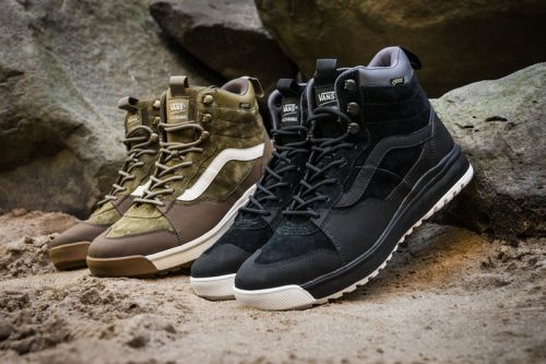 The Vans UltraRange Hi MTE Is Your New Essential Boot for Winter