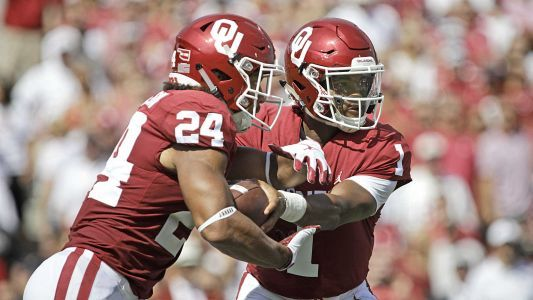 Week 2 College Football Playoff picture: Four in, two out and four to watch