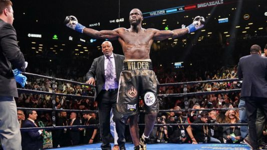 What we learned from Deontay Wilder's 1st-round knockout of Dominic Breazeale
