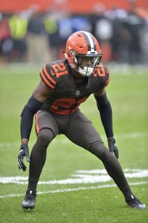 Browns rookie CB Ward to miss second game with concussion