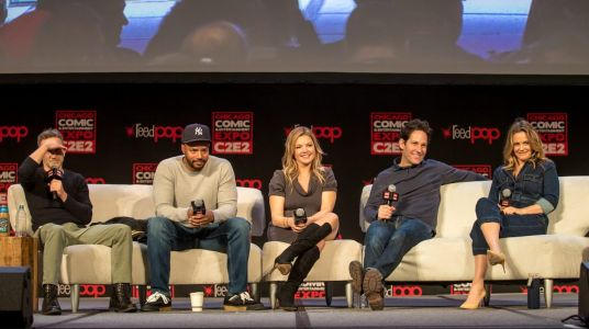 As If! 'Clueless' Stars Alicia Silverstone, Paul Rudd and More Reunite at C2E2 Panel