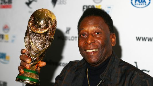 Pele reportedly collapses in Brazil, hospitalized with exhaustion