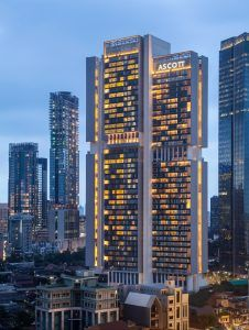 Ascott boosts pipeline through strategic alliance with Indonesia's leading developer Ciputra
