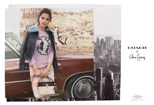 The New Coach x Selena Gomez Collab is Finally Here