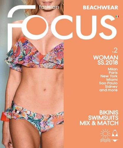 Fashion Focus Beachwear Magazine - Spring/Summer 2018