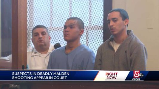 Suspects in deadly Malden shooting appear in court