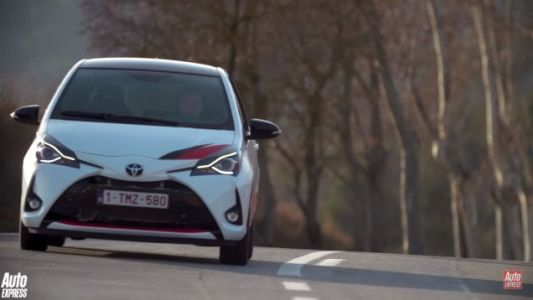 Toyota's First Ever Hot Hatch Is Great, And We're Not Getting It