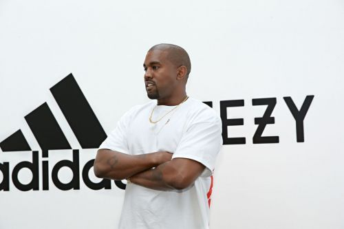 Kanye West Is Being Sued Over Yeezy's Camo Print