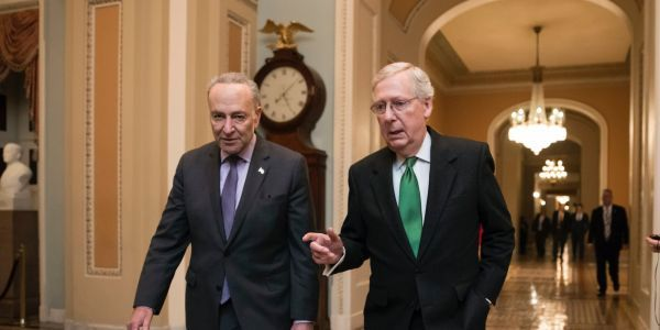 The Senate just opened up a rare free-for-all debate on immigration - here's who's winning so far
