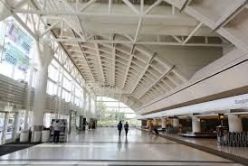 Ontario International Airport in Southern California continues to grow in March 2019