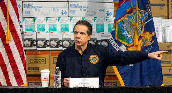 Cuomo blasts federal relief package as 'terrible' for New York