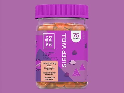 These melatonin gummies are now my go-to sleep aid - they cut my nighttime restlessness in half and help me relax