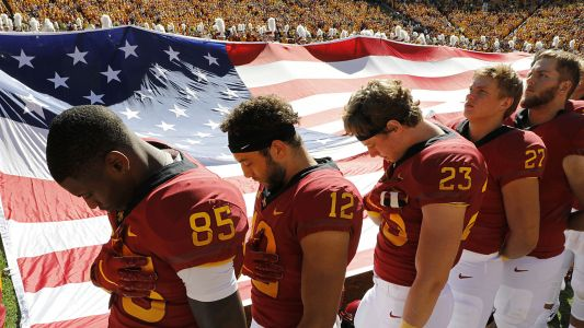 WATCH: Iowa State honors slain golfer before game against Akron