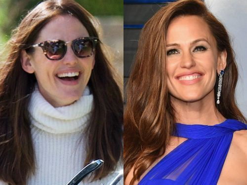 Jennifer Garner spent her Sunday handing out coffee at church - and it proves she's a modern-day Mother Teresa