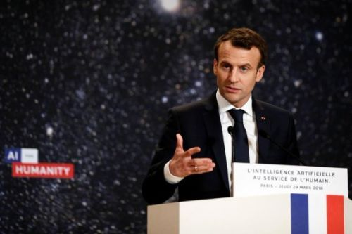 France leads effort to save internet from itself with 'Paris Call' and Facebook embed