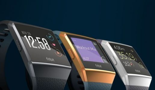 Fitbit's first smartwatch and wireless headphones, the Ionic and Flyer, go on sale globally on October 1