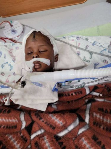 Mother of 2-year-old who was shot in the head says he is going to survive