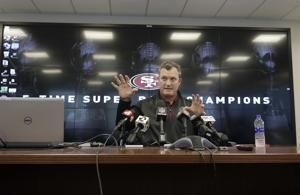49ers GM Lynch: Foster will be cut if proven he hit woman