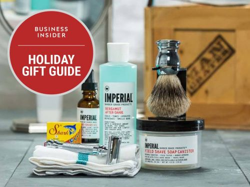 20 grooming gifts guys will actually use