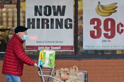 U.S. added just 266,000 jobs in April as hiring slows