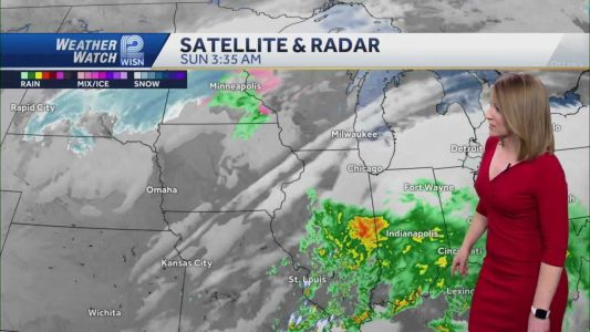 Videocast: Fog and a chance for Sprinkles Sunday