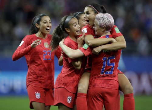 US national team opens Women's World Cup with record-breaking win against Thailand