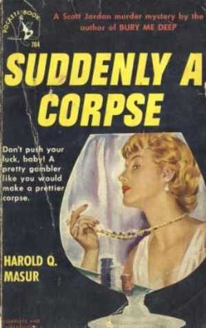 Cocktail Talk: Suddenly a Corpse, Part II