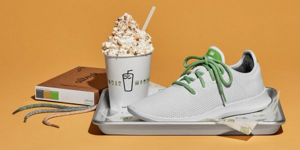 Shake Shack teamed up with Silicon Valley's favorite shoe brand for these $100 sneakers, which were available for one day only - and I waited an hour in line to buy them