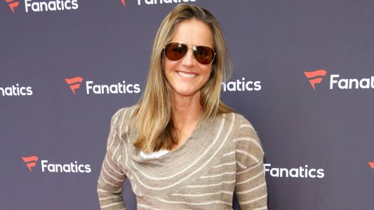 Brandi Chastain's bizarre hall of fame plaque will be redone