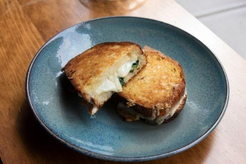 Create a Killer Grilled Cheese with Tips from Top NYC Chefs