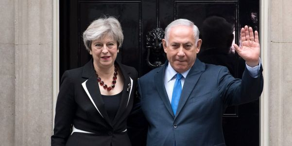 Theresa May says Trump moving the US embassy in Israel to Jerusalem is 'unhelpful' for peace