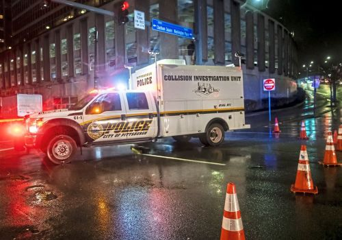 Police find minivan involved in fatal crash near PPG Paints Arena