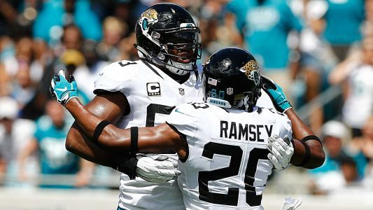 Week 5 NFL picks against spread: Eagles fly by Vikings; Jaguars cool off Chiefs