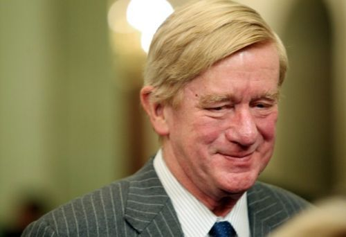 Bill Weld launches GOP presidential exploratory committee