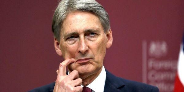 Philip Hammond is plotting with Labour to stop Boris Johnson forcing through a no-deal Brexit