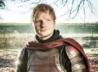 Ed Sheeran Showed Up On 'Game Of Thrones,' Fans Called For Fire And Blood