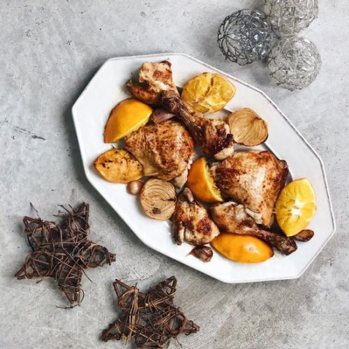 GRILLED CHICKEN ORANGE