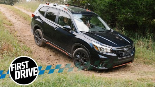 The 2019 Subaru Forester Looks Tougher and Rides Better, but Is Desperate for Power