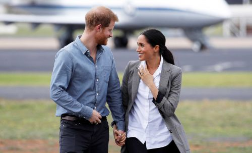 Prince Harry and Meghan Markle might move to Africa after their baby is born