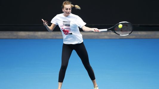 Australian Open 2020: Melbourne air quality a worry for asthma sufferer Petra Kvitova