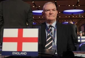 Greg Clarke quits as FIFA VP after discriminatory comments