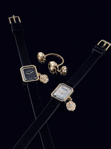 Chanel Drops New Diamond-Studded Additions To It's PREMIÈRE Collection