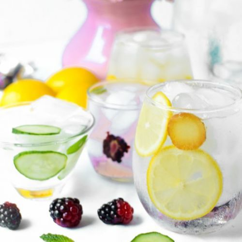 Infused Spa Water