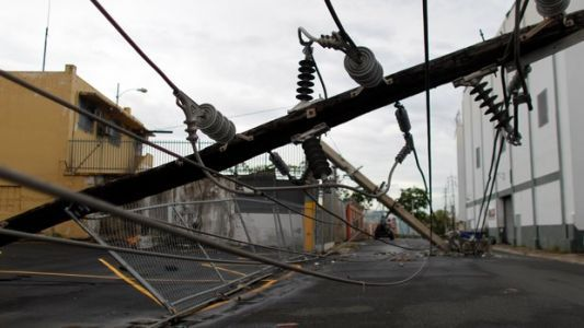 Puerto Rico Moves To Privatize Its Troubled Power Company