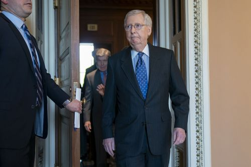 McConnell unveils bill to hike smoking age - revised and bipartisan