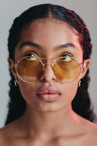 Yara Shahidi Wears the Coolest Makeup Looks of the Year The